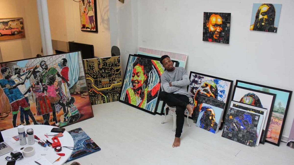 Mounou revient à Paris Avec Abidjan 2.0